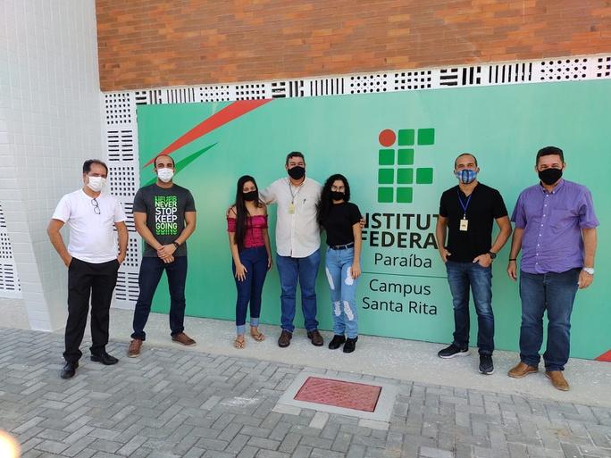 Campus Santa Rita realiza encontro com suas primeiras Jovens Aprendizes