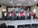 Representantes dos diversos segmentos participantes do seminário