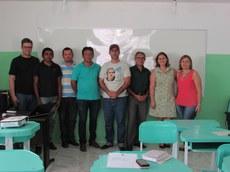 A comissão de implantação do campus deu inicio a etapa de formulação dos itinerários formativos