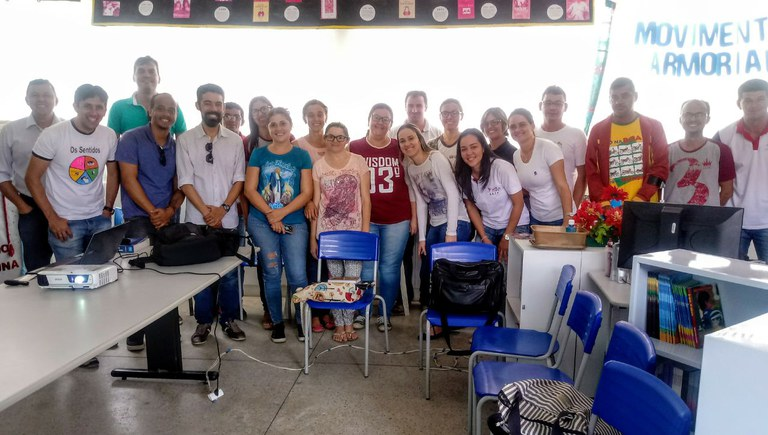 Escola Estadual Trajano Nóbrega