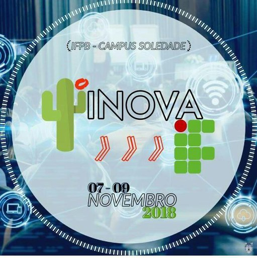 Evento acontece de 07 a 09 de novembro