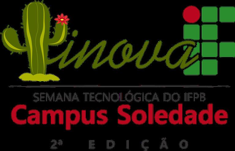 O evento acontecerá entre os dias 6 e 8 de novembro, no IFPB Campus Soledade