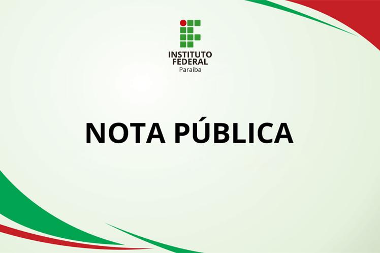 O documento da instituição paraibana defende a autonomia e a democracia da coirmã norte-rio-grandense