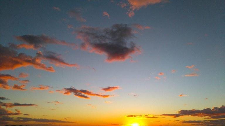 Pôr-do-Sol em Sousa-PB