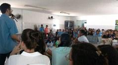 Estudantes assistiram a palestras e conheceram experimentos sustentáveis