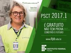 Pré-matrícula do PSCT é a entrega da documentação básica e da documentação específica