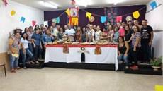 Nas unidades Sede, São Gonçalo e CVT, houve comemoração