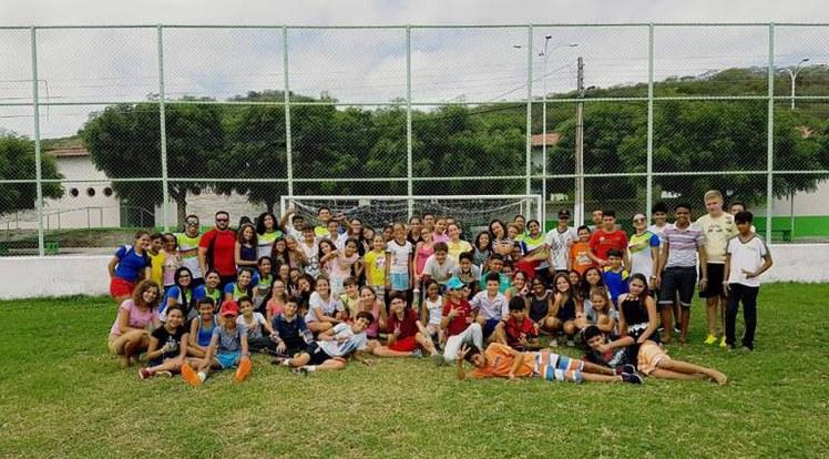 Foram três dias de atividades na programação em Sousa e Cajazeiras (PB)