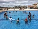 Noções de natação aconteceram no IFPB - Campus Cajazeiras