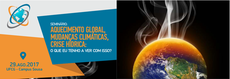 Mudanças climáticas serão o tema de um evento com apoio do IFPB - Campus Sousa