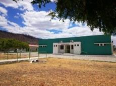 Bloco onde funciona o curso na unidade São Gonçalo, em Sousa (PB)