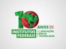 Selo comemorativo da Rede Federal foi criado pelo IFMS