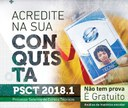 Confira a lista de candidatos com matrícula confirmada para os cursos técnicos do IFPB Campus Sousa