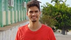 Caio Braga foi selecionado para estudar na Europa