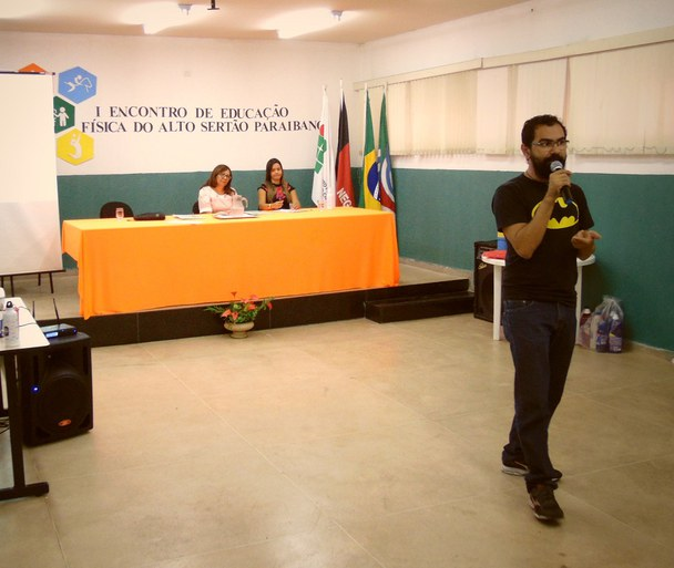 I EEFALP teve dois dias de programação com palestras e minicursos
