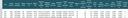 Tabela com os cursos avaliados na Paraíba