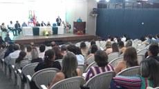 Diretor-geral apresenta equipe de gestão à comunidade do Campus Sousa