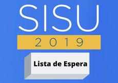 Campus Sousa lança 3ª convocação da lista de espera do SiSU para os cursos presenciais