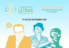 """Tema do evento será """"TRAVESSIAS DA LINGUAGEM – AS VEREDAS DA INCLUSÃO E DO ENSINO"""""""