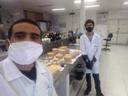 Produção de sabão artesanal