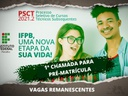 PSCT Subsequentes 2021 - Vagas remanescentes