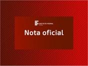 Diretor Chiquinho Cicupira faz votos de saúde ao Reitor Nicácio Lopes em nome da comunidade acadêmica do campus